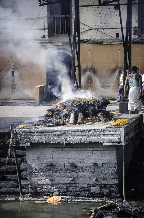 Pashupatinath Cremation