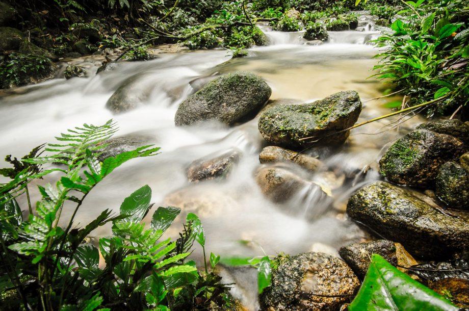 River at Kem Agas