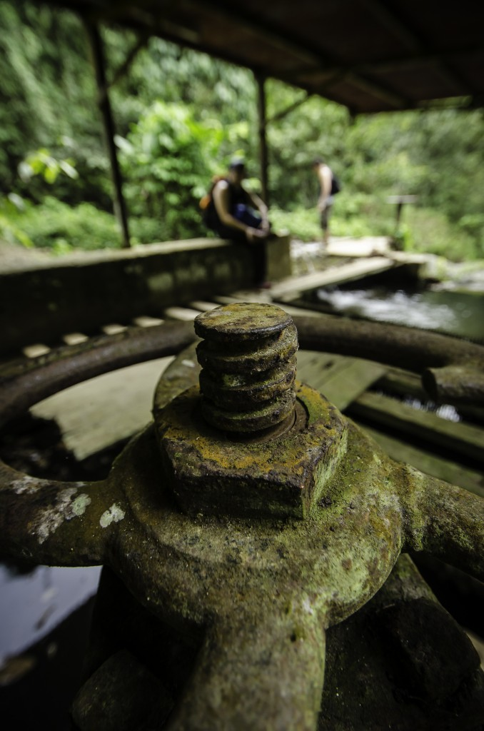 Nuang Water Station