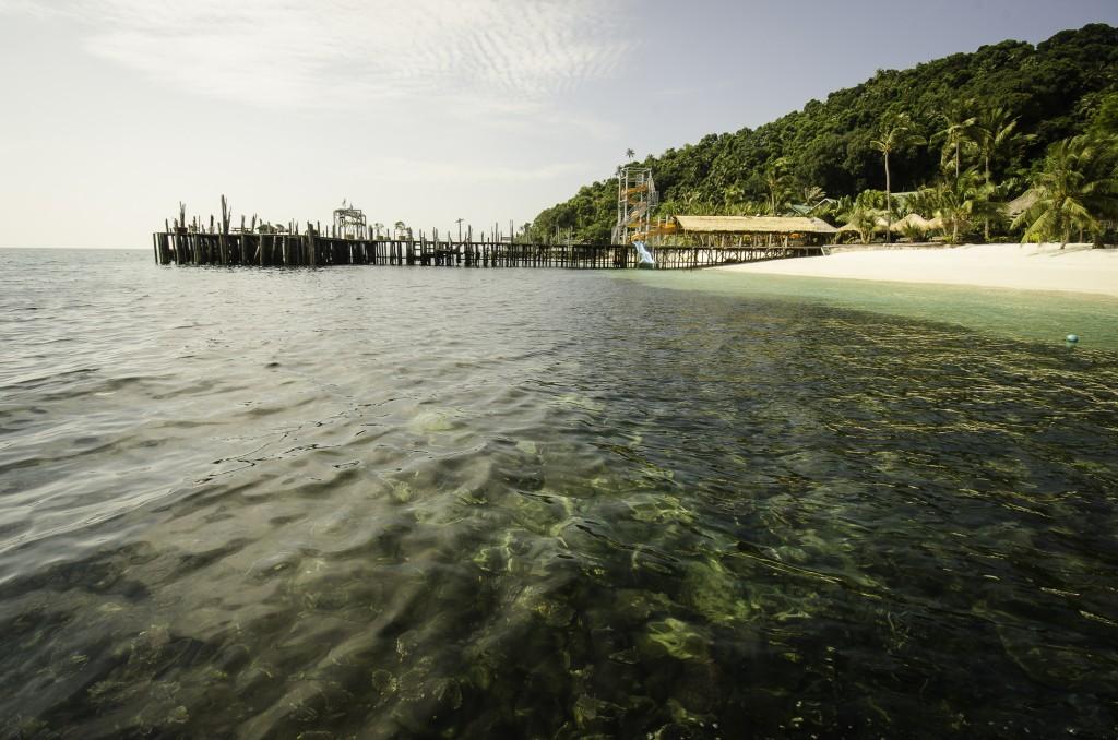 Rawa Pier