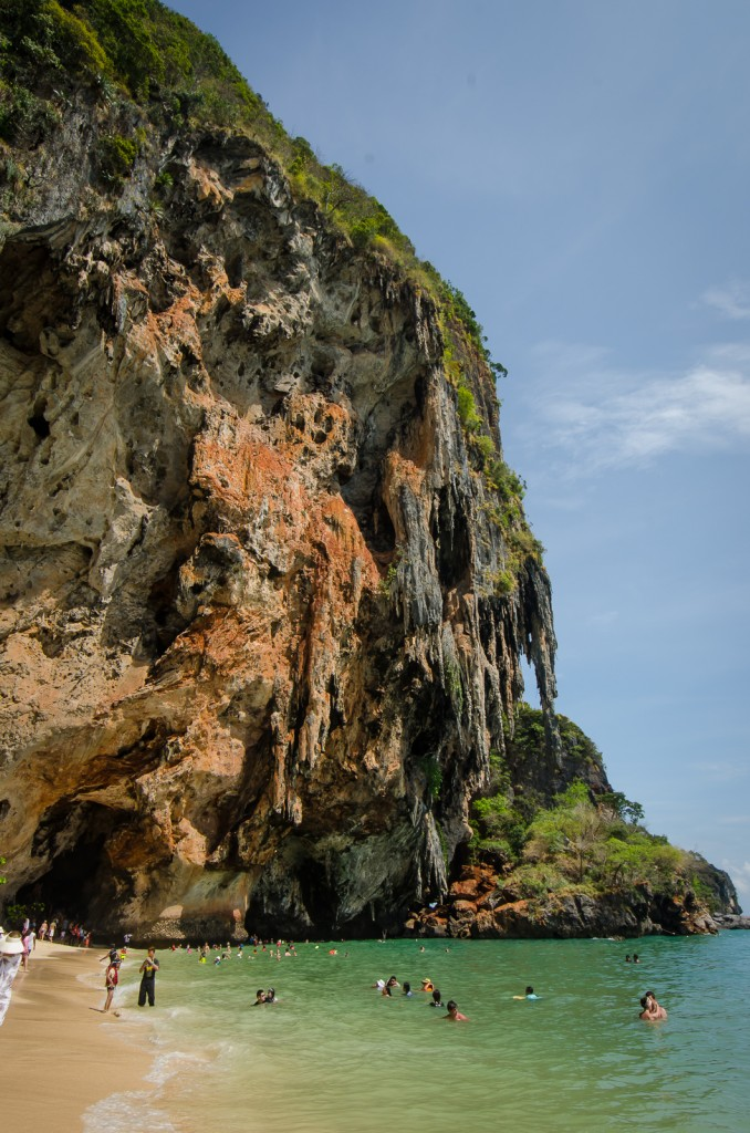 The Cliffs above Phra Nang