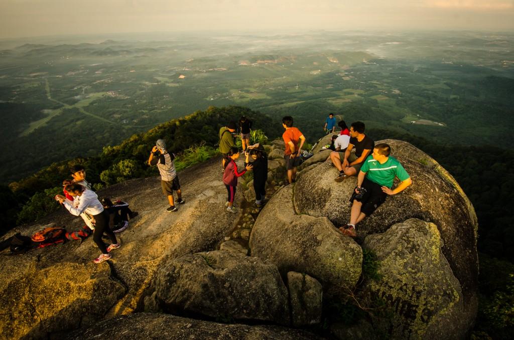Mount Datuk Peak