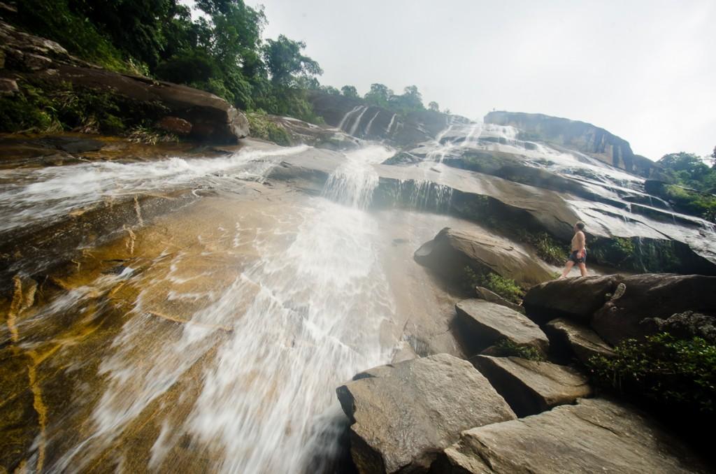 Stong Waterfall