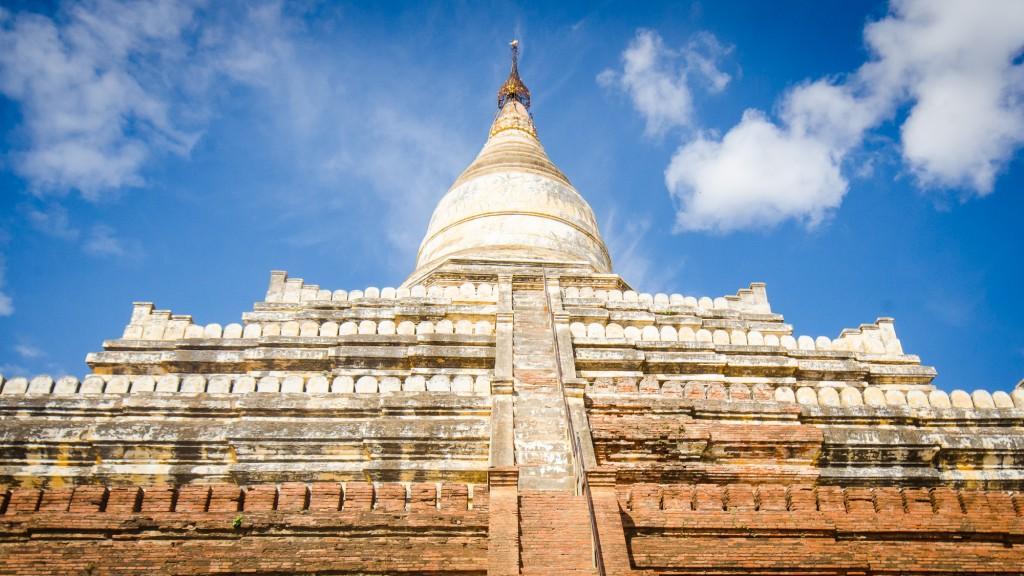 Shwesandaw Pagoda in Bagan