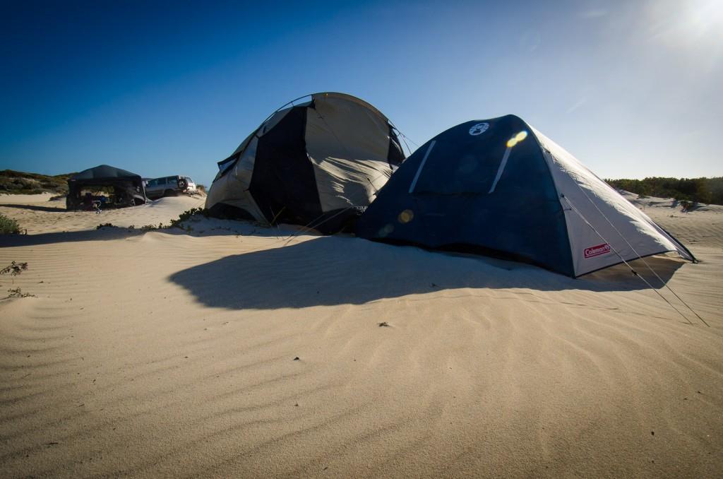 Wilbinga Tents
