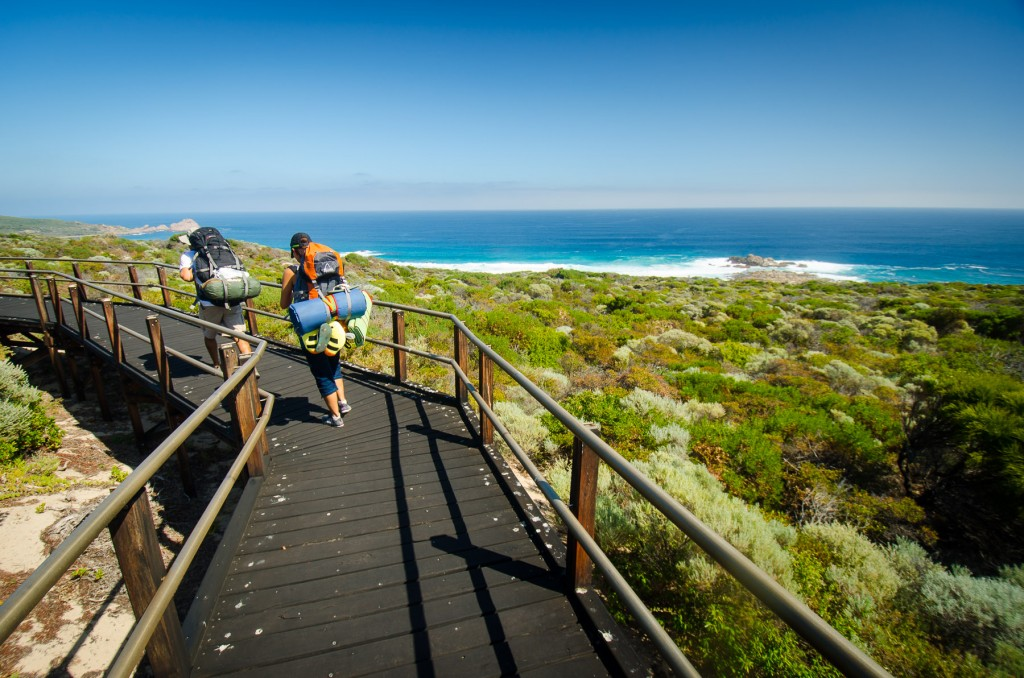 Path from Cape Naturaliste