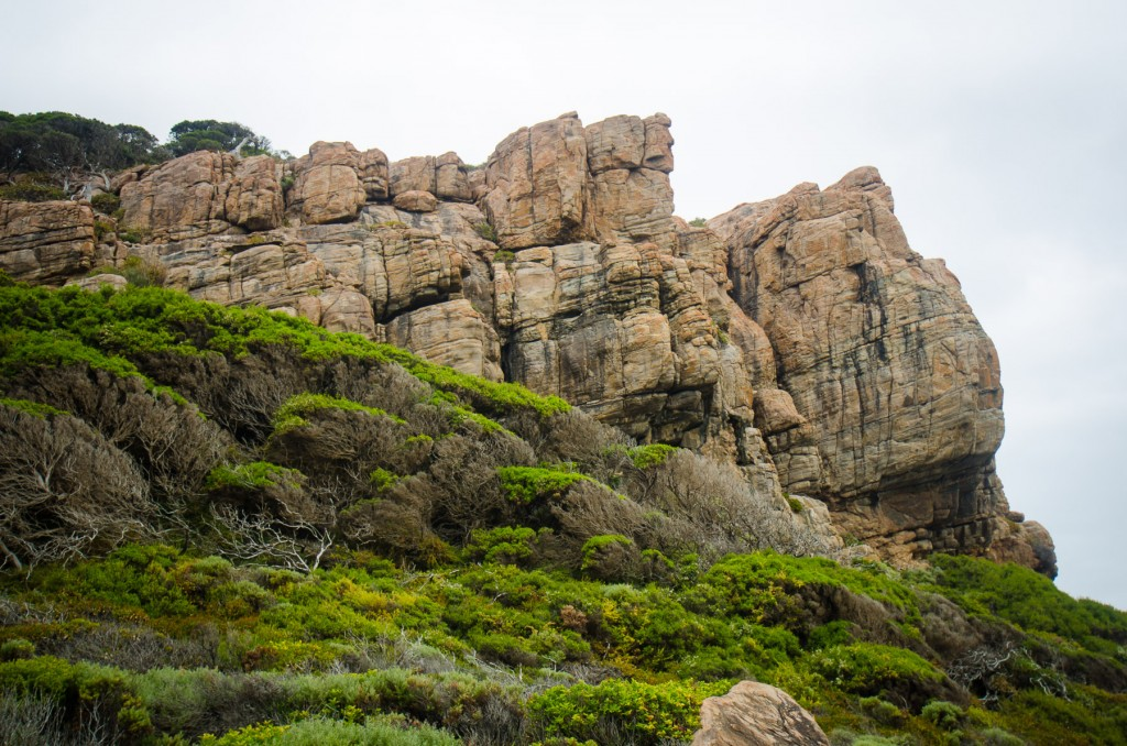 Wilyabrup Crags