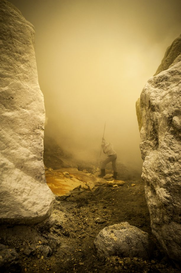 Sulphur Mining