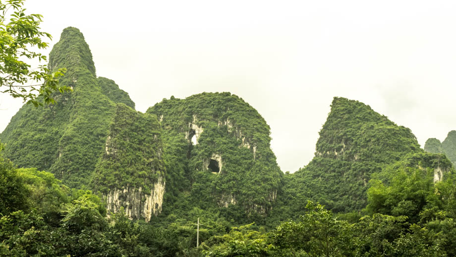 >The Treasure Cave limestone complex