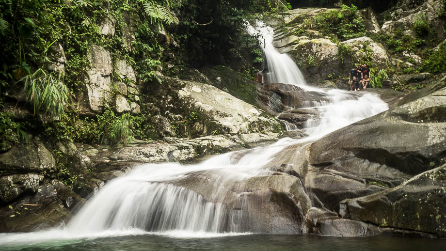 Lepoh Waterfall