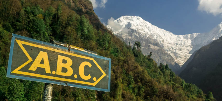 way to annapurna