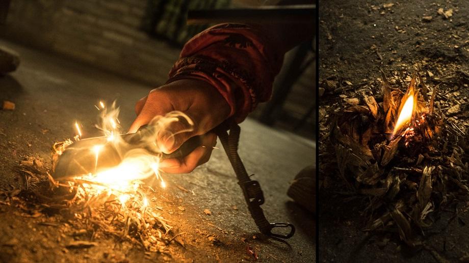 morakniv firemaking