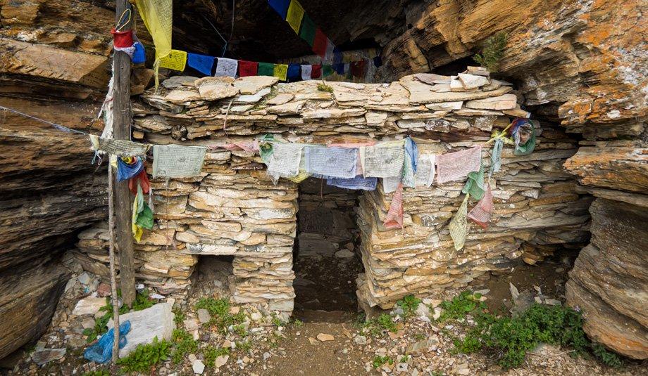 Kang La secret cave