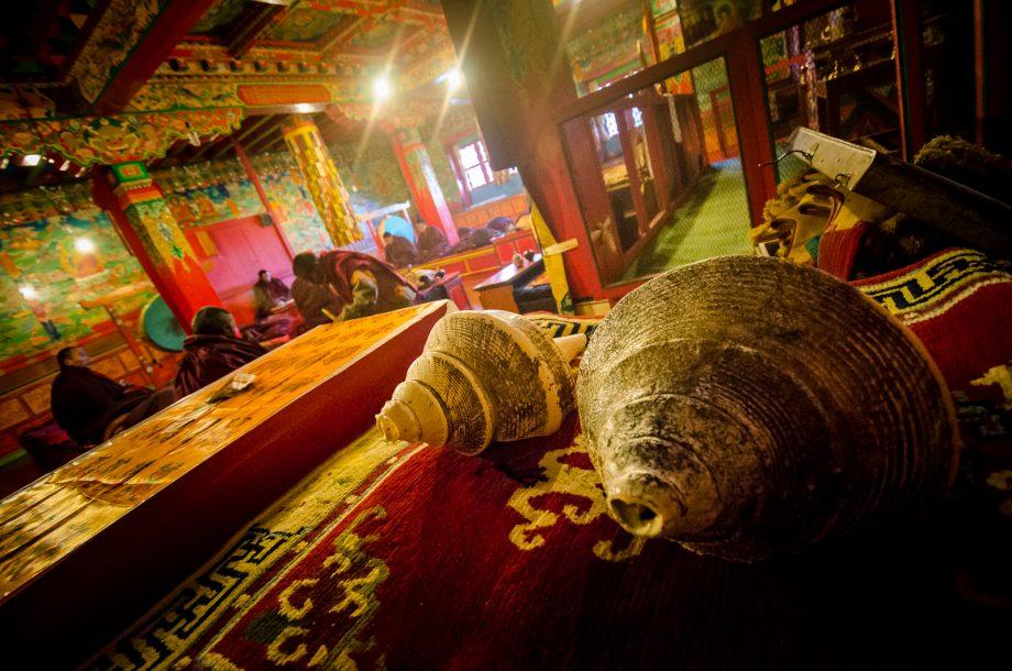 Tengbouche Monastery