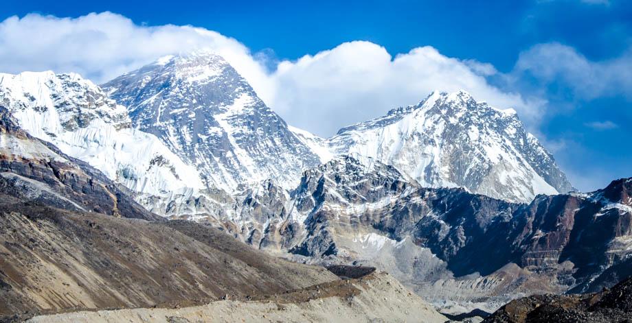 Everest close-up