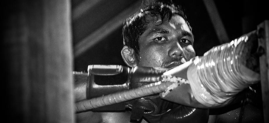 Yaya the Muay Thai Fighter