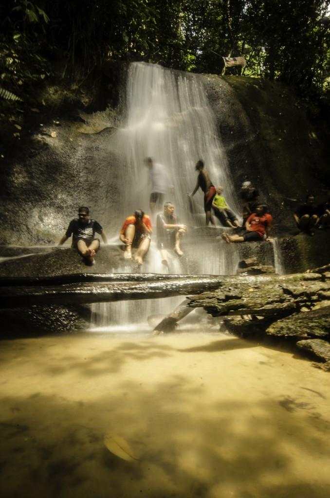Saga Waterfall