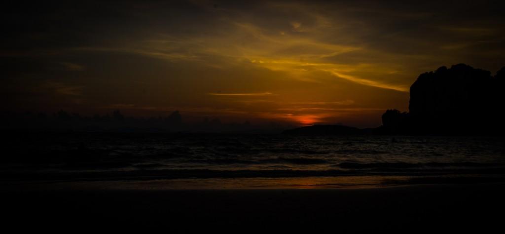 Railay Sunset