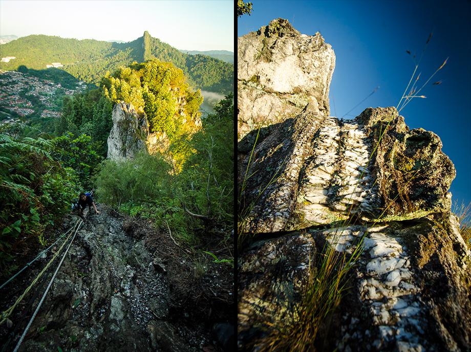 Tabur East Descent