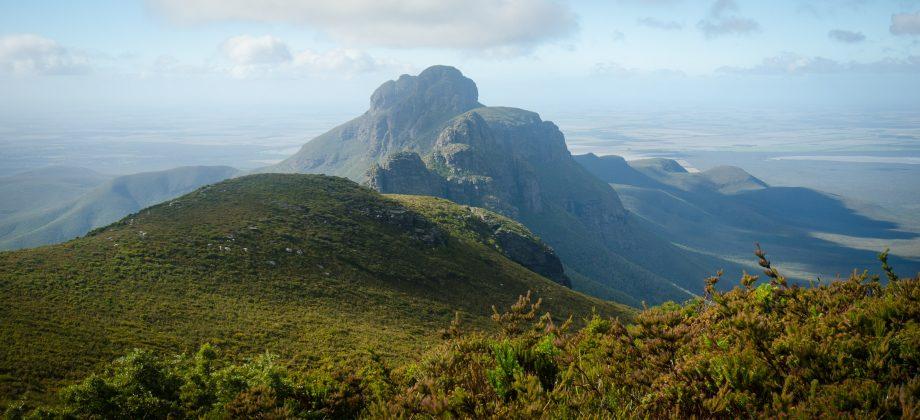 The view of Mirlpunda
