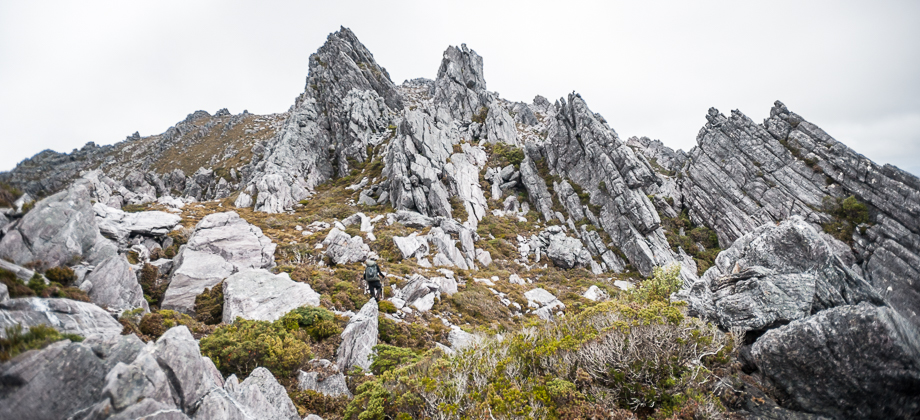 The spires of West Portal