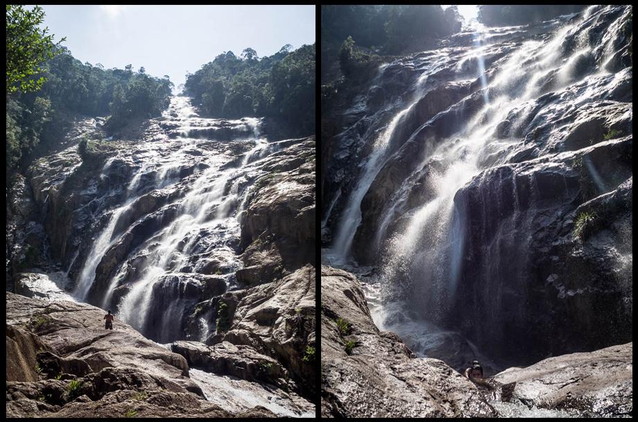 Chemerong Waterfall