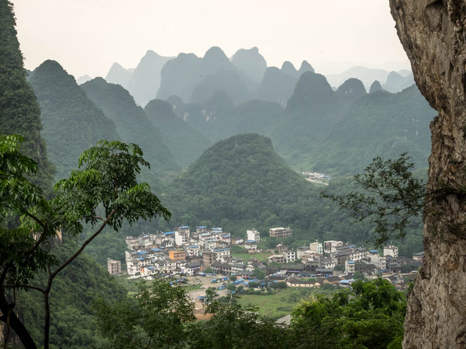The village of Yueliang