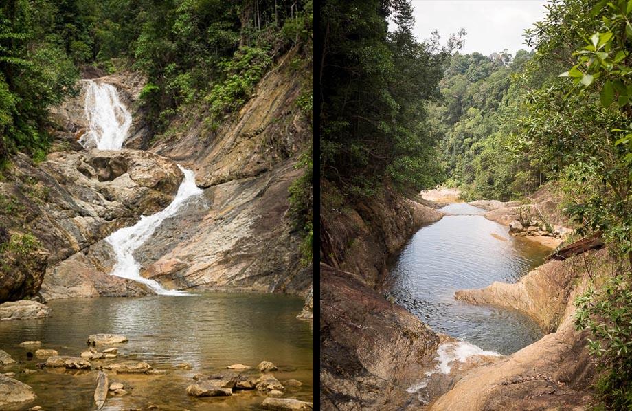Jerangkang Waterfall Compilation