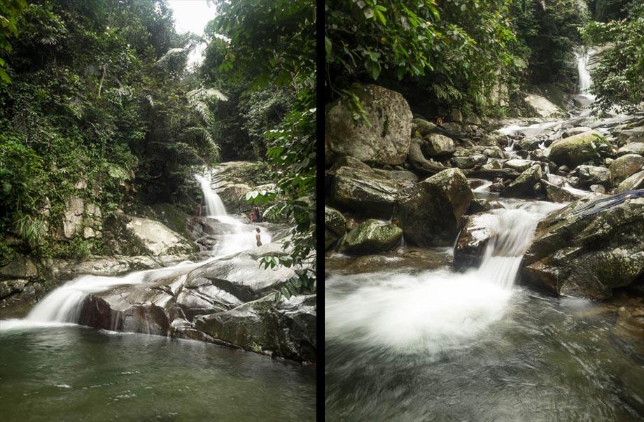 Lepoh Waterfall