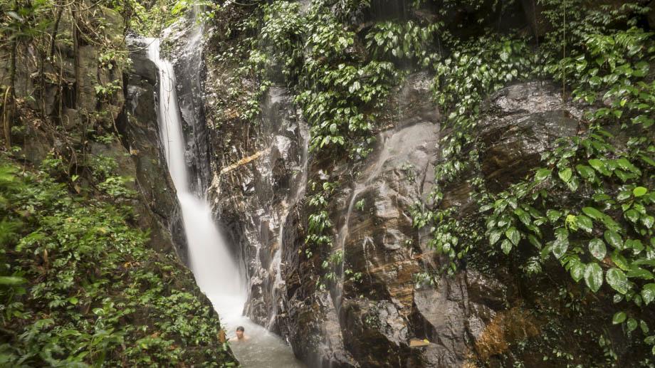 Tok Nenek hidden waterfall