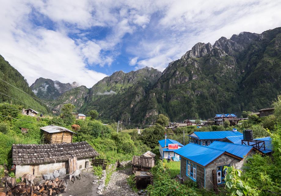 Views of Thanchok