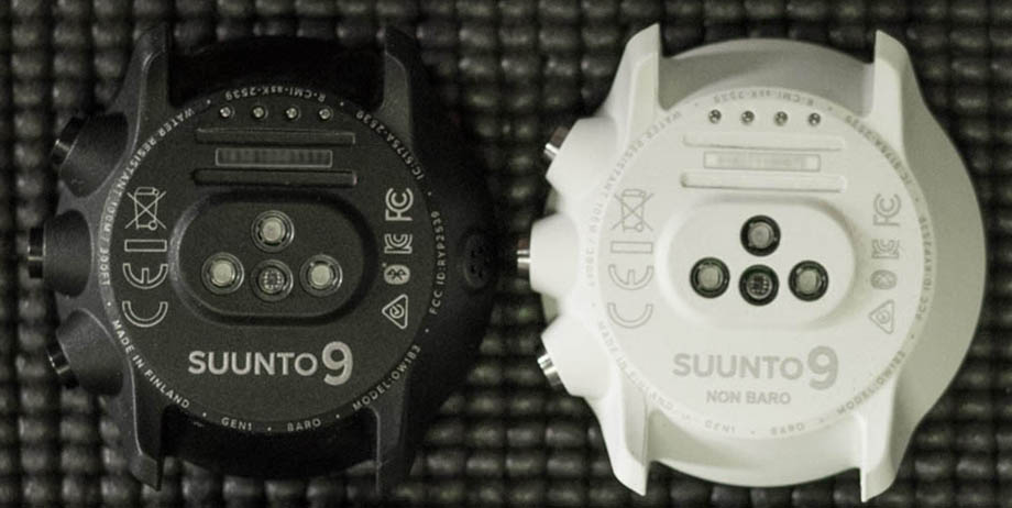 Suunto 9 baroless