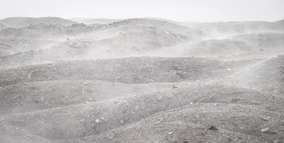 thorong la landscape