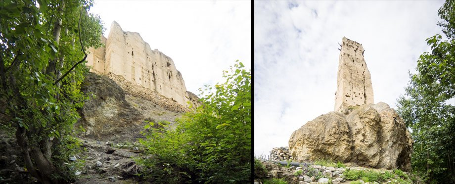 Jhong Fortress