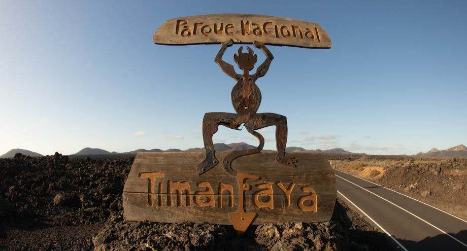 logo of Timanfaya National Park